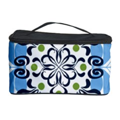 Flower Floral Jpeg Cosmetic Storage Case