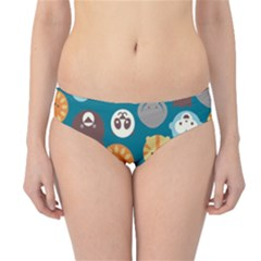 Animal Pattern Hipster Bikini Bottoms