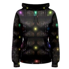 Abstract Sphere Box Space Hyper Women s Pullover Hoodie
