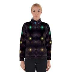 Abstract Sphere Box Space Hyper Winterwear