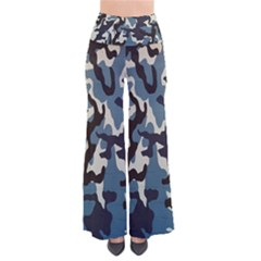 Blue Water Camouflage Pants