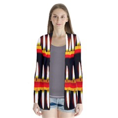 Candle Ring Flower Blossom Bloom Cardigans