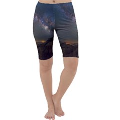 Fairyland Canyon Utah Park Cropped Leggings