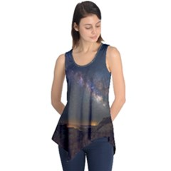 Fairyland Canyon Utah Park Sleeveless Tunic