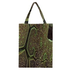 Fractal Complexity 3d Dimensional Classic Tote Bag