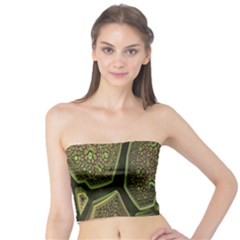 Fractal Complexity 3d Dimensional Tube Top
