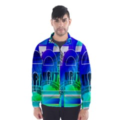 Security Castle Sure Padlock Wind Breaker (Men)