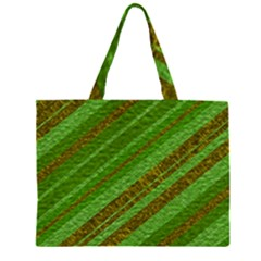 Stripes Course Texture Background Large Tote Bag