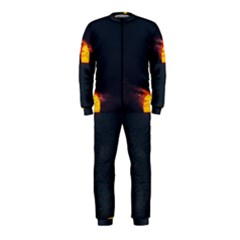 Sunset Ocean Azores Portugal Sol OnePiece Jumpsuit (Kids)