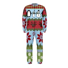 Ugly Christmas Xmas OnePiece Jumpsuit (Kids)
