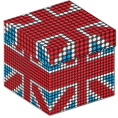 The Flag Of The Kingdom Of Great Britain Storage Stool 12