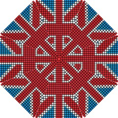 The Flag Of The Kingdom Of Great Britain Golf Umbrellas