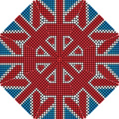 The Flag Of The Kingdom Of Great Britain Hook Handle Umbrellas (Large)