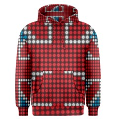 The Flag Of The Kingdom Of Great Britain Men s Pullover Hoodie