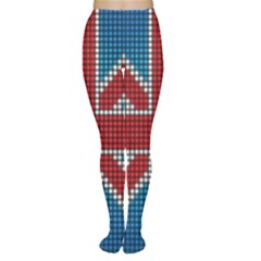 The Flag Of The Kingdom Of Great Britain Women s Tights