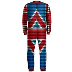 The Flag Of The Kingdom Of Great Britain Onepiece Jumpsuit (men)