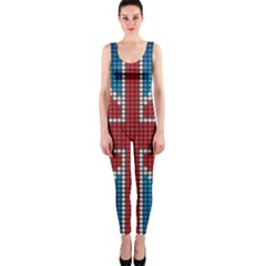 The Flag Of The Kingdom Of Great Britain OnePiece Catsuit
