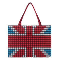 The Flag Of The Kingdom Of Great Britain Medium Tote Bag