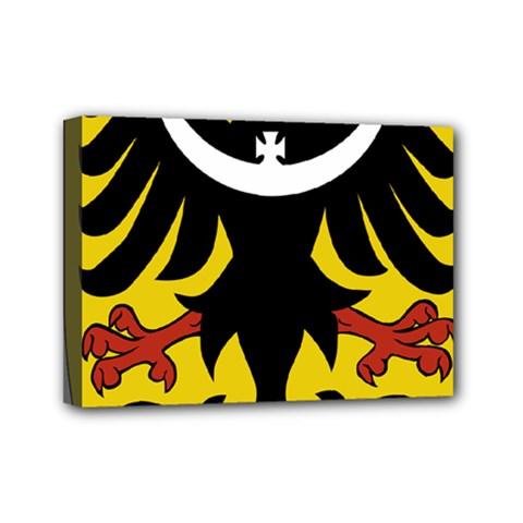 Silesia Coat of Arms  Mini Canvas 7  x 5
