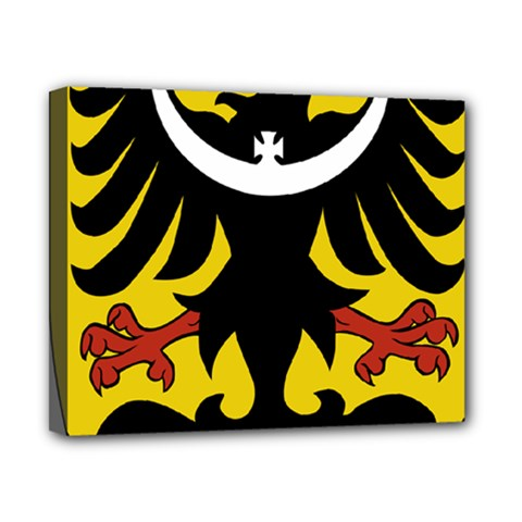 Silesia Coat of Arms  Canvas 10  x 8