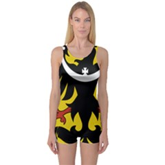 Silesia Coat of Arms  One Piece Boyleg Swimsuit