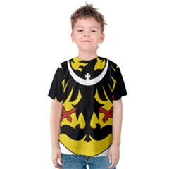 Silesia Coat of Arms  Kids  Cotton Tee