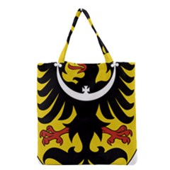 Silesia Coat of Arms  Grocery Tote Bag