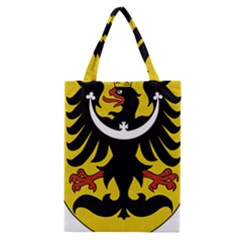 Silesia Coat of Arms  Classic Tote Bag