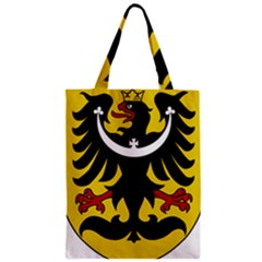 Silesia Coat of Arms  Zipper Classic Tote Bag