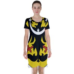 Silesia Coat of Arms  Short Sleeve Nightdress