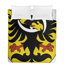 Silesia Coat of Arms  Duvet Cover Double Side (Full/ Double Size)