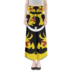 Silesia Coat of Arms  Maxi Skirts
