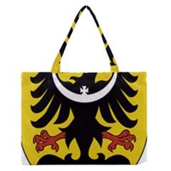 Silesia Coat of Arms  Medium Zipper Tote Bag