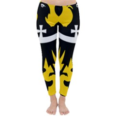 Silesia Coat of Arms  Classic Winter Leggings