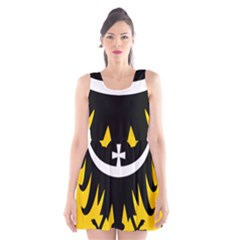 Silesia Coat Of Arms  Scoop Neck Skater Dress