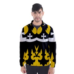 Silesia Coat of Arms  Wind Breaker (Men)