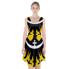Silesia Coat of Arms  Racerback Midi Dress