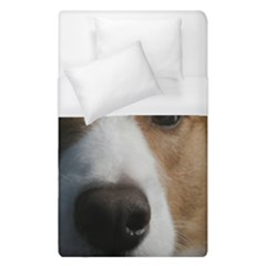 Red Border Collie Duvet Cover (Single Size)