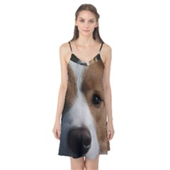 Red Border Collie Camis Nightgown