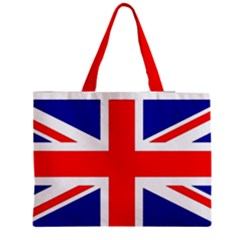 Union Jack Flag Medium Tote Bag