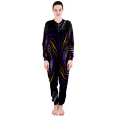 Abstract Fractal Art OnePiece Jumpsuit (Ladies)