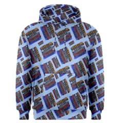 Abstract Pattern Seamless Artwork Men s Pullover Hoodie