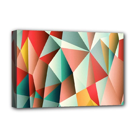 Abstracts Colour Deluxe Canvas 18  x 12