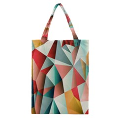 Abstracts Colour Classic Tote Bag