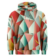 Abstracts Colour Men s Pullover Hoodie