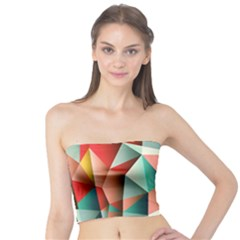 Abstracts Colour Tube Top
