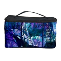 Abstract Ship Water Scape Ocean Cosmetic Storage Case