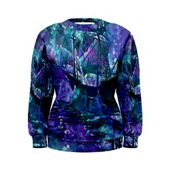 Abstract Ship Water Scape Ocean Women s Sweatshirt