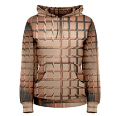 Abstract Texture Background Pattern Women s Pullover Hoodie