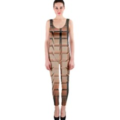 Abstract Texture Background Pattern Onepiece Catsuit